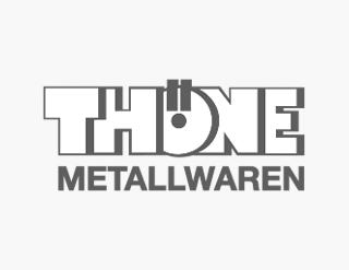 Gutwerker Referenzkunde Thöne Metall