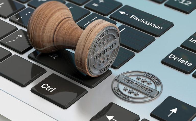 Barrierefreie-Webseiten-Zertifizierung