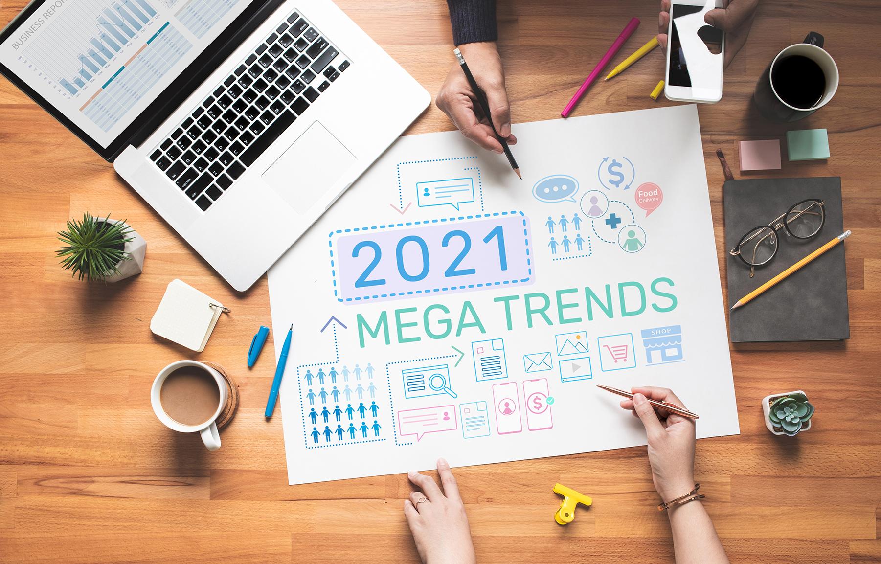 Datengestützes Marketing Trends 2021