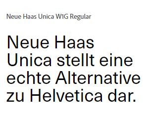Web Fonts 1