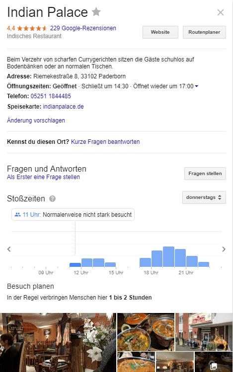 Google MyBusiness 2