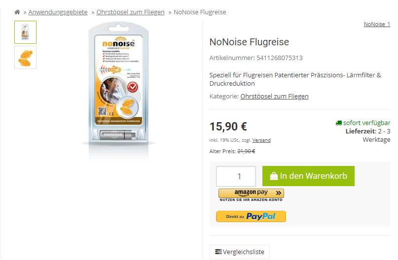 Online Shop gehoerschutz-versand.de