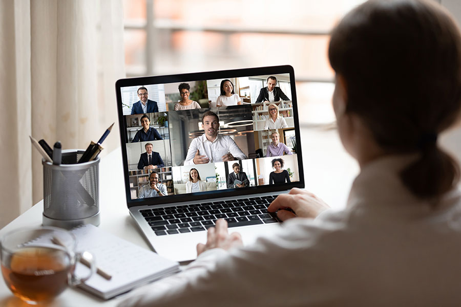 Social-Media-Trend-Videokonferenzen