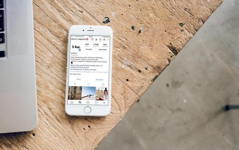Gutwerker – Instagram-Marketing